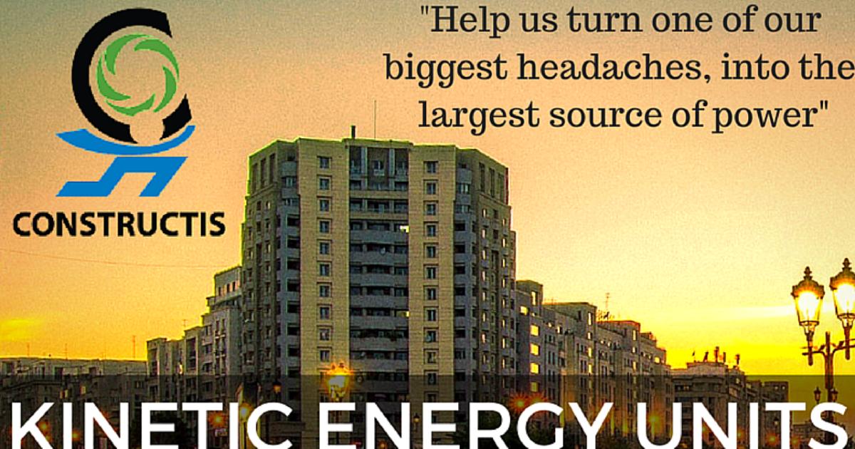 Kinetic Roadways - Moving Energy Forward | Indiegogo
