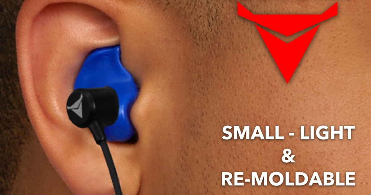 468cfa8a285 Decibullz: Custom Molded Wireless Headphones   Indiegogo