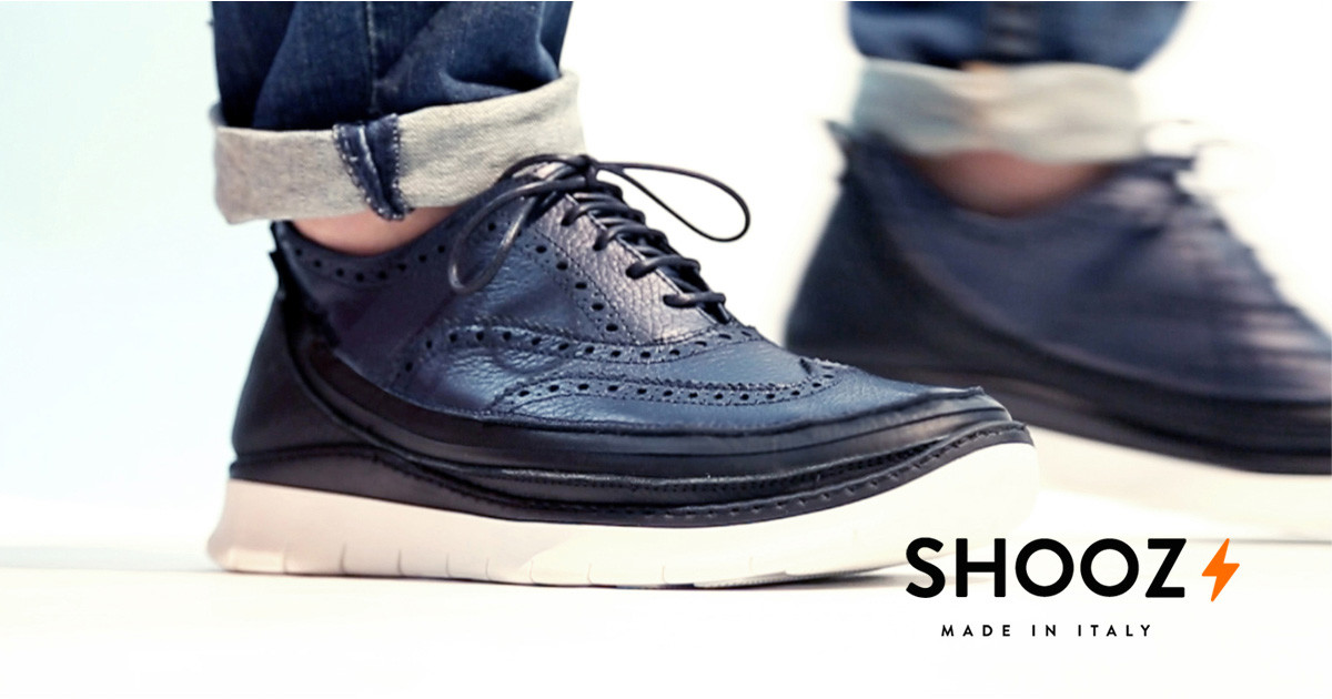 9bbed803 Shooz: The World's First Modular-Tech TRAVEL SHOE | Indiegogo