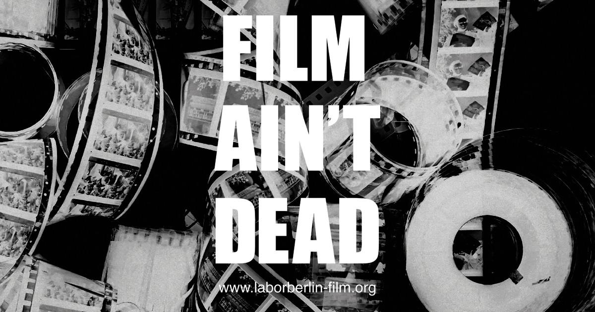laborberlin 2.0 - film ain't dead | indiegogo, Einladungen