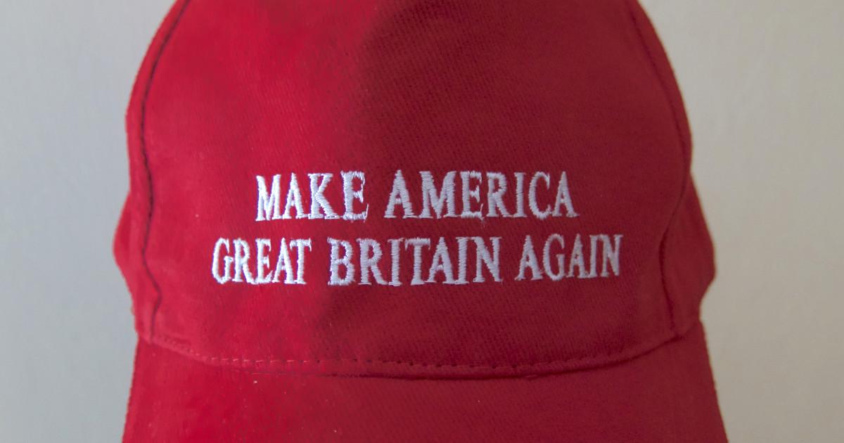 make america great britain again indiegogo