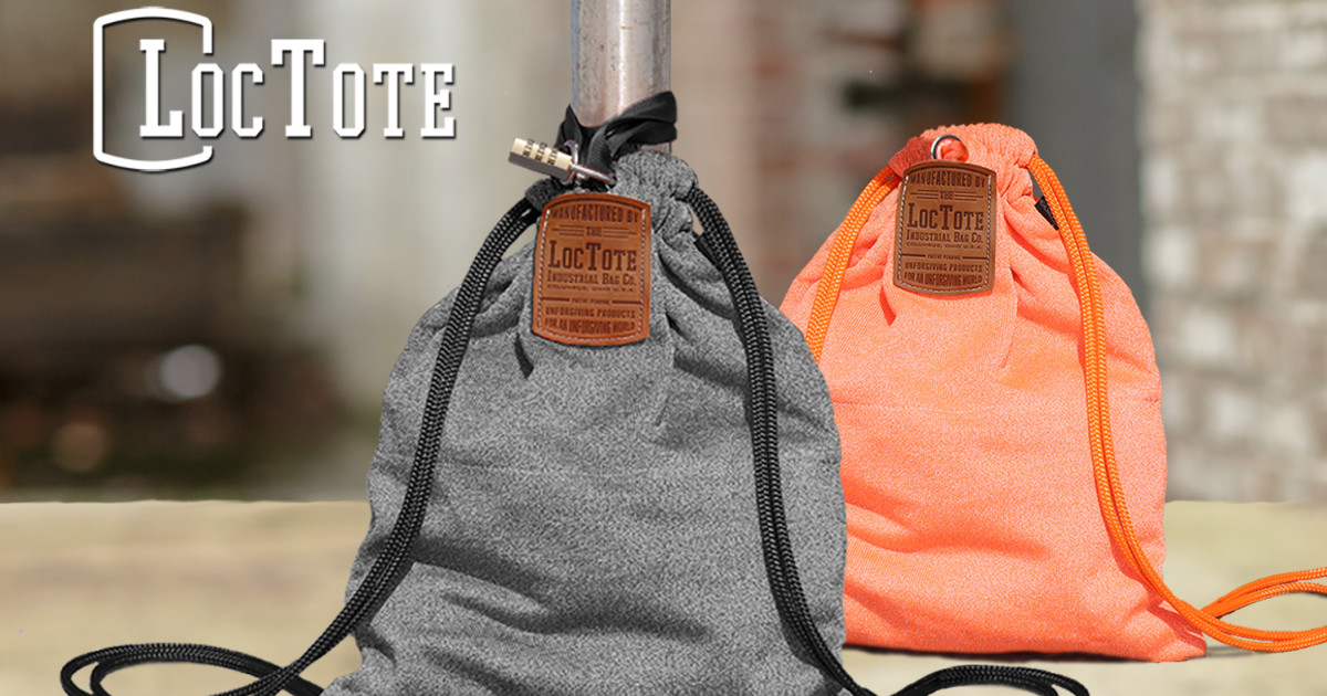 Some thieves stole our work and created a very inferior knock-off of LOCTOTE  based on what they could learn from our website and crowdfunding campaigns. 331ea6266ff35