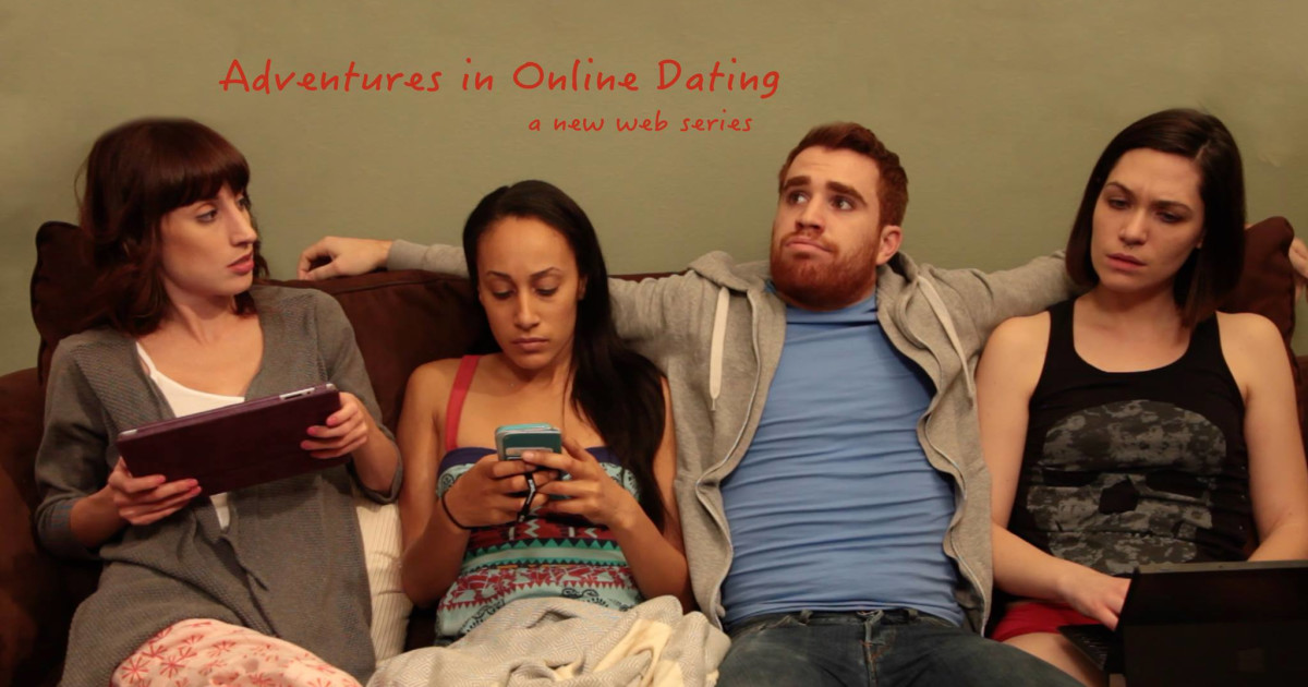 Web series about online dating