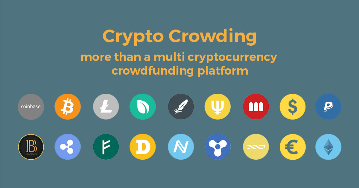 bitcoin croendsfunding platforma
