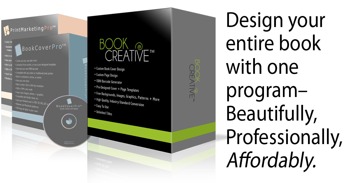 Book Cover Design Program