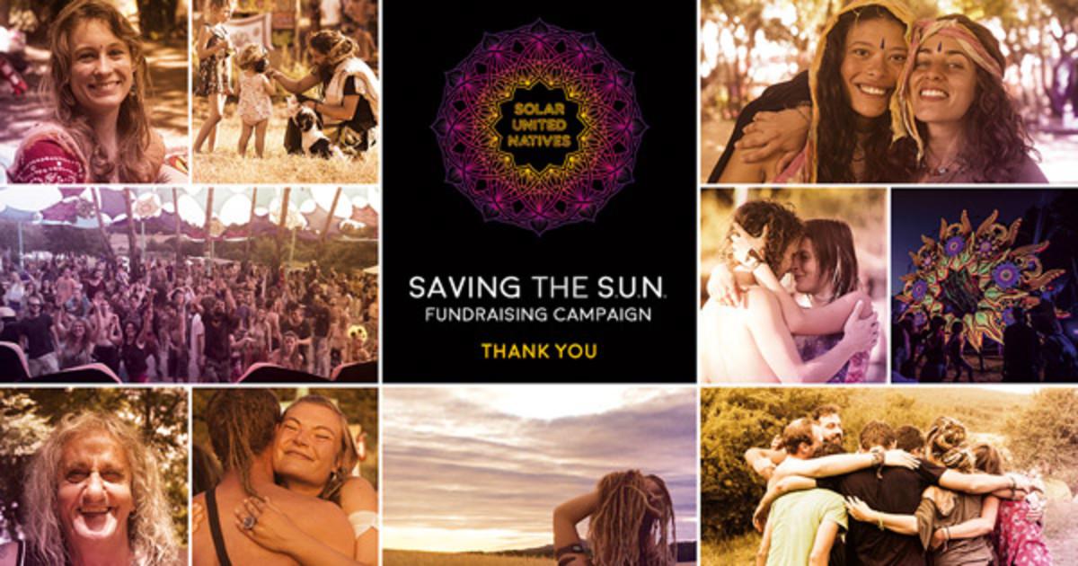 Saving the SUN: a nonprofit Festival & Eco-village