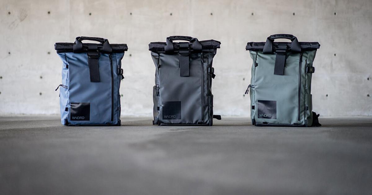 36264a41a4 PRVKE 21 - The Bag For Everyday Carry   Cameras