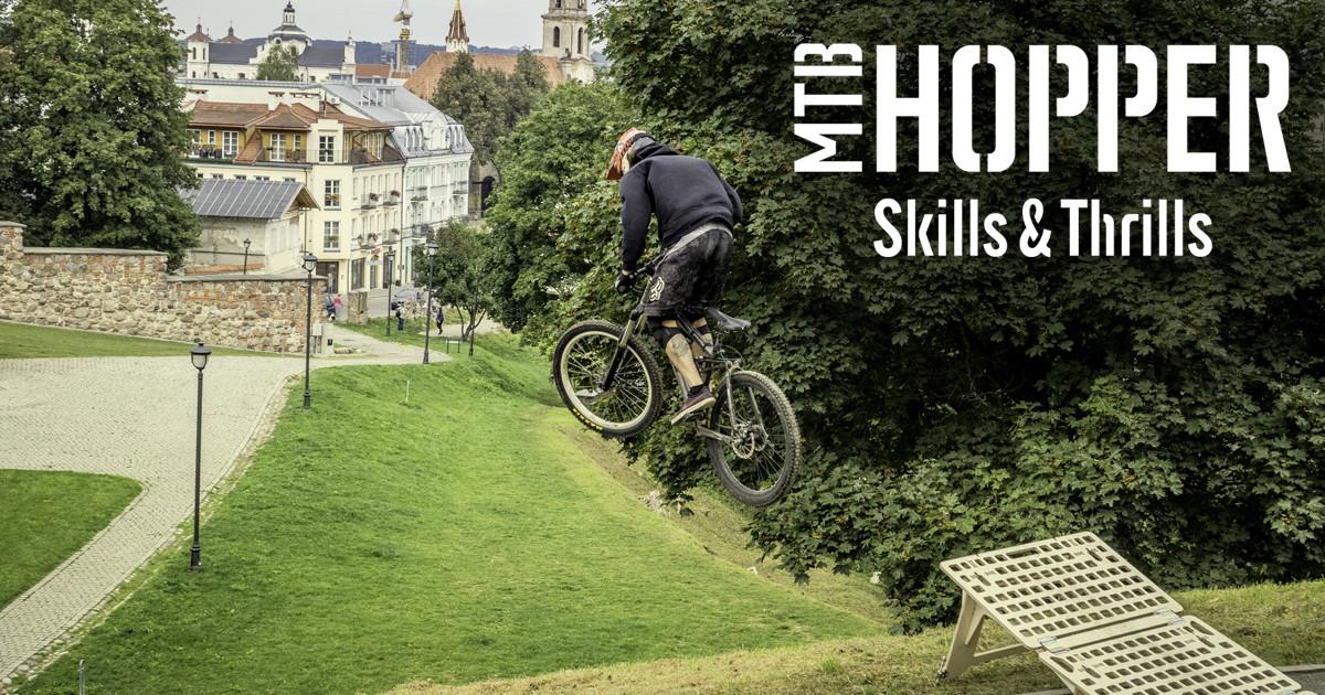 MTB HOPPER - Skills & Thrills | Indiegogo