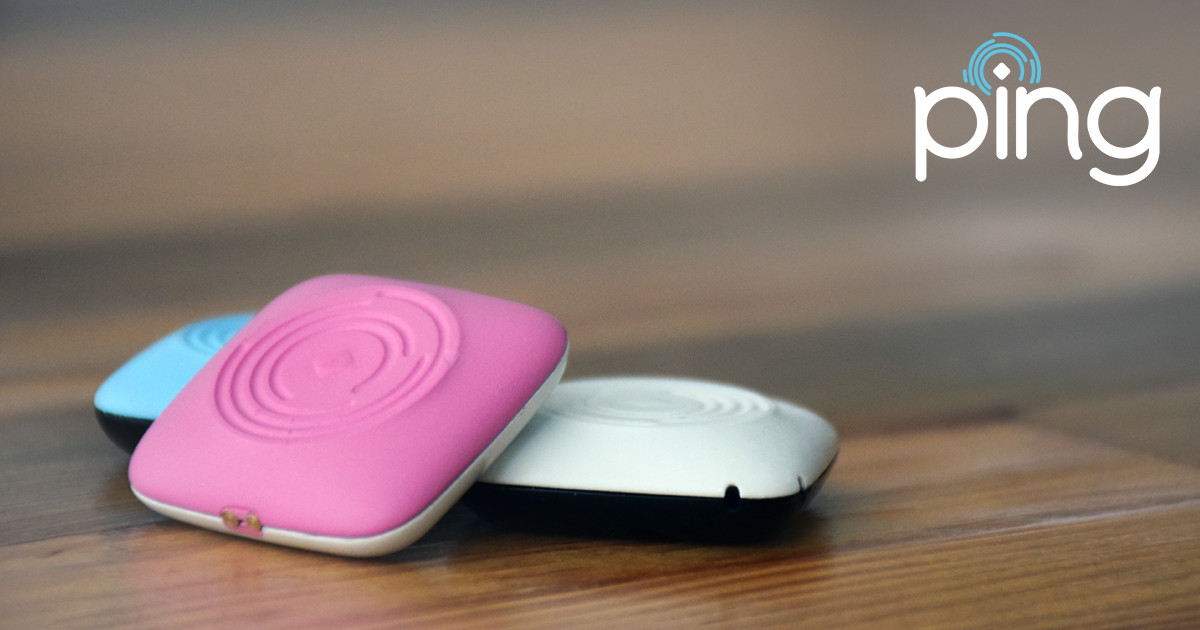 Ping - The World's Smallest Global GPS Locator | Indiegogo
