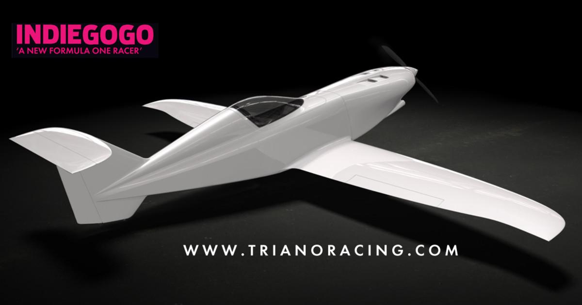 A New Formula One Racer | Indiegogo