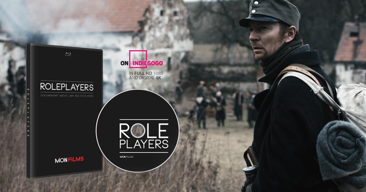 ROLEPLAYERS: Larp documentary | Indiegogo