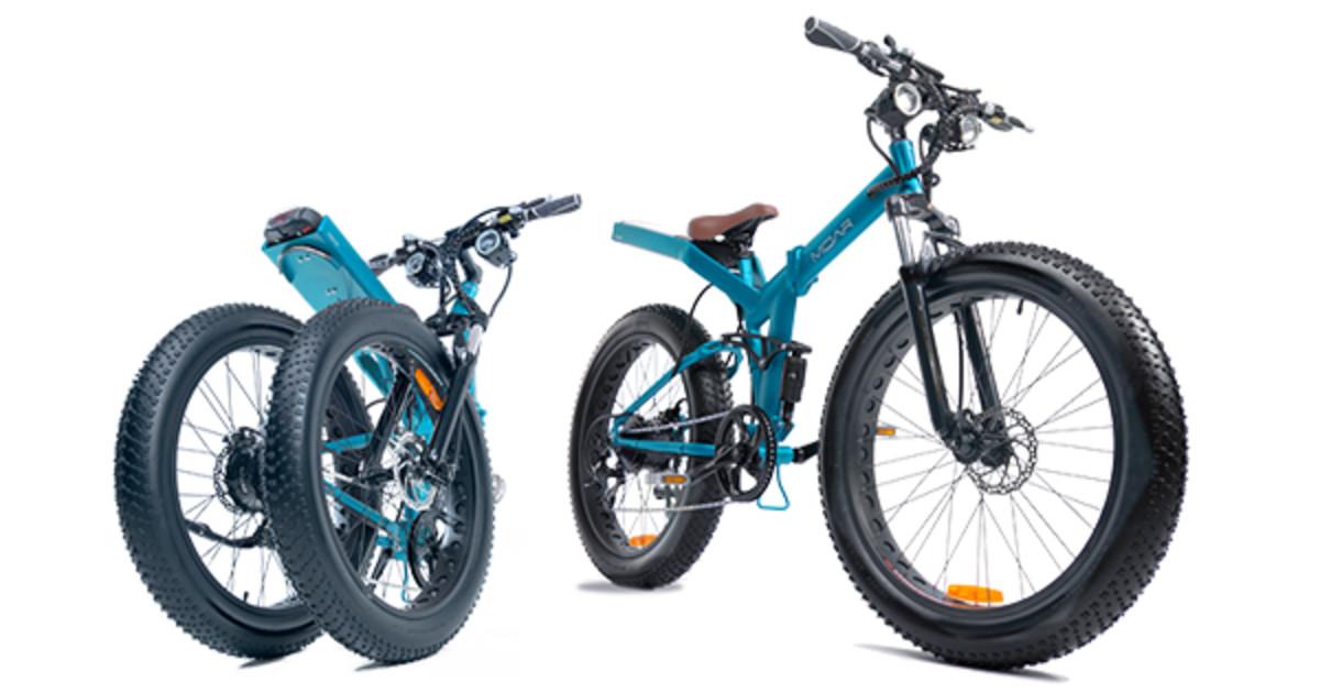 4123708094b MOAR: Fat Tire, Folding Frame, Electric Bicycle | Indiegogo