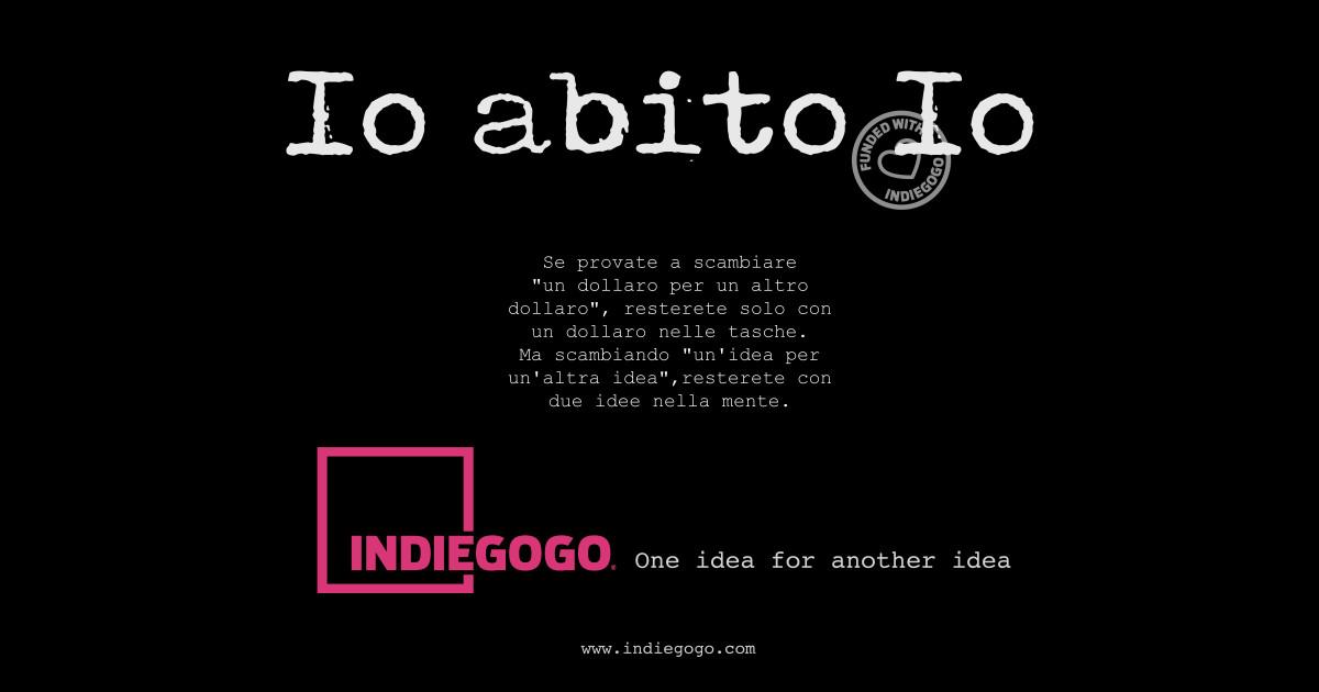 Io abito Io - documentary  c1185785d9a4