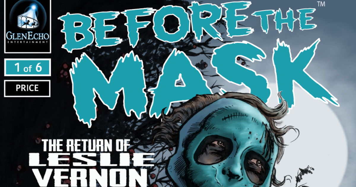 Before the Mask: the Return of Leslie Vernon Comic