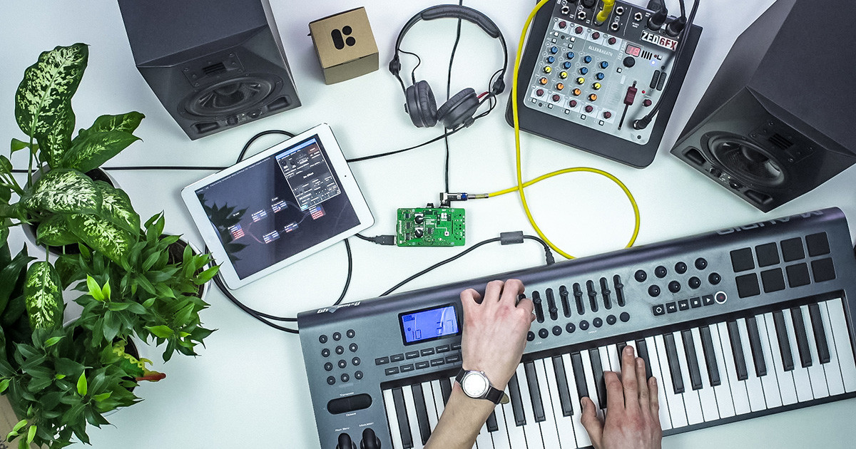 Pisound - Audio & MIDI Interface for Raspberry Pi | Indiegogo
