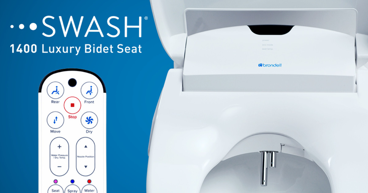 Fine Brondell Swash Intelligent Electronic Bidet Seat Indiegogo Theyellowbook Wood Chair Design Ideas Theyellowbookinfo