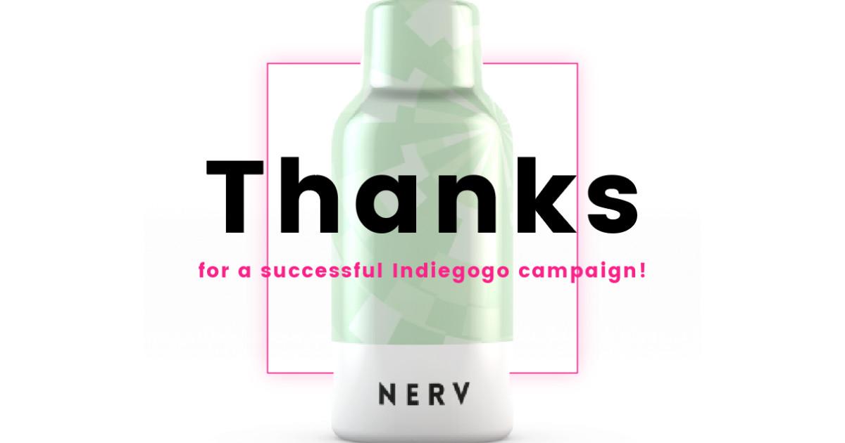 Nerv - Less Stress  More You    Indiegogo