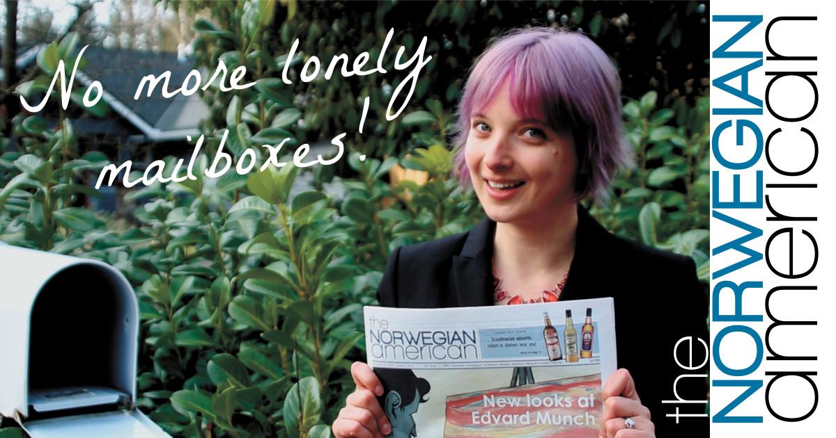 The Norwegian American Strikes Back Indiegogo