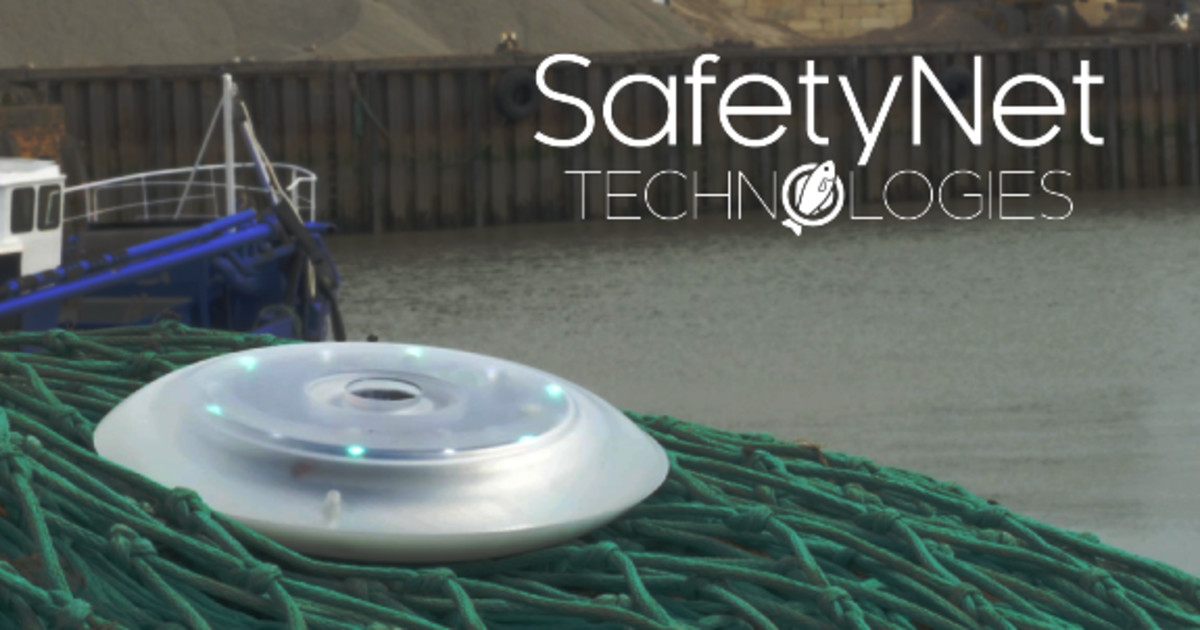 PISCES: The light which reduces fish bycatch | Indiegogo