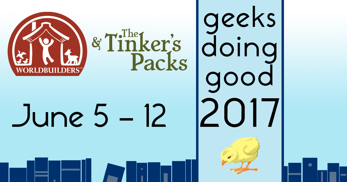 Geeks Doing Good 2017