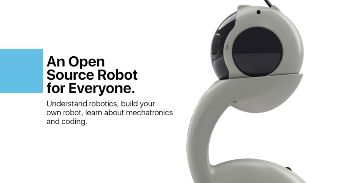 Q bo One:Your Open Source Personal Robot Assistant | Indiegogo