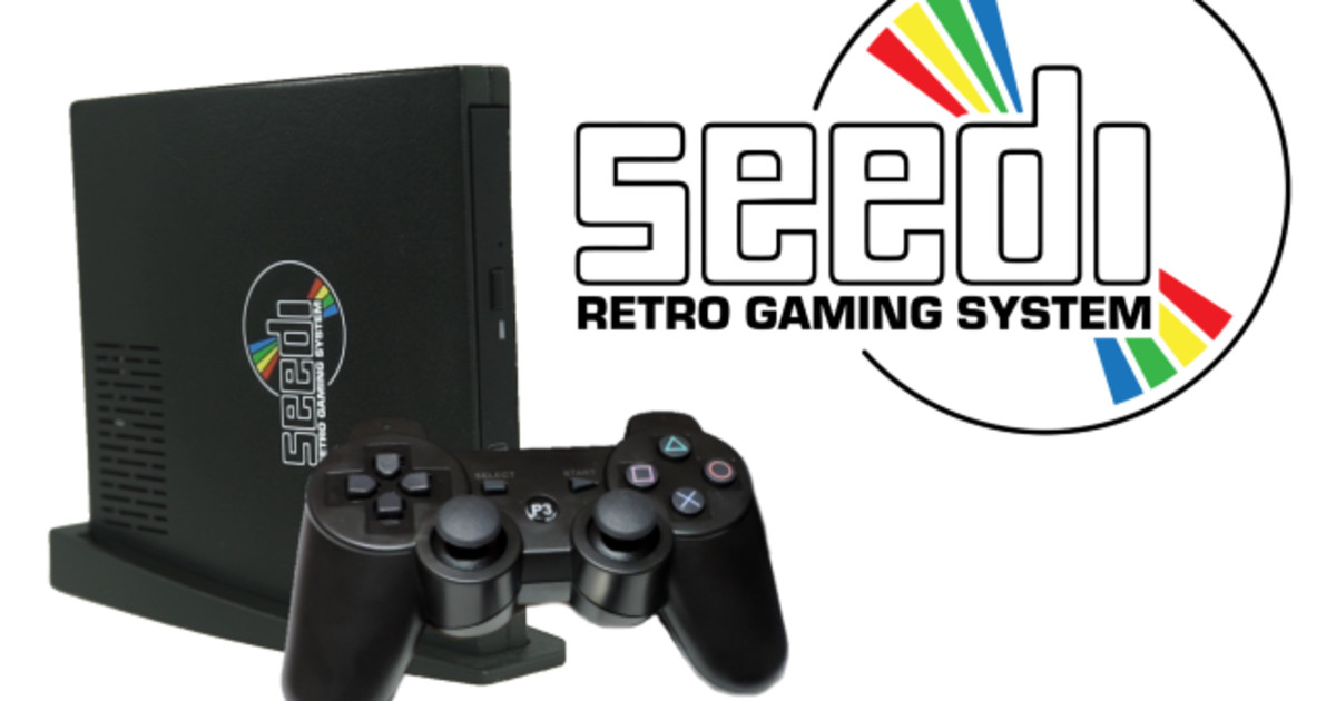 Seedi - Retro Gaming System | Indiegogo