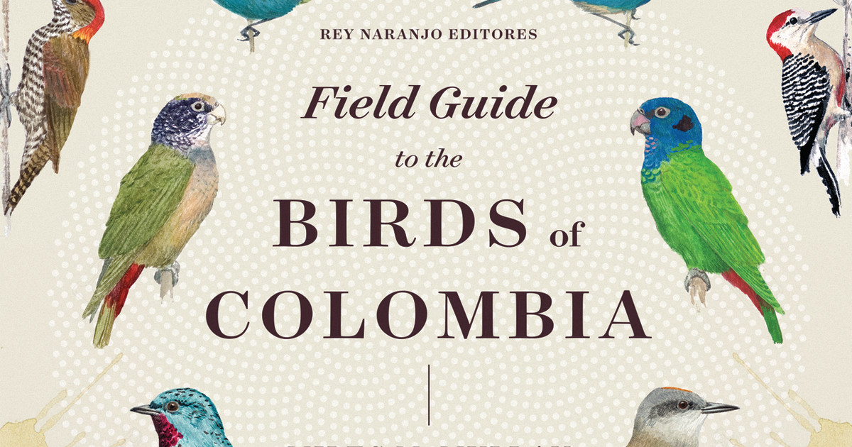 A field guide to the birds of colombia.