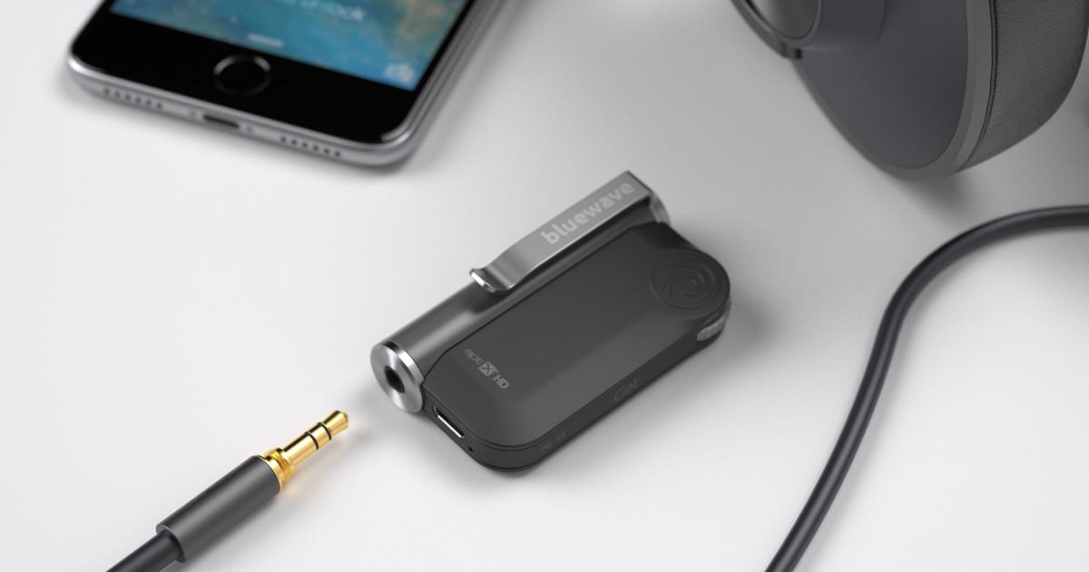 Bluewave - Wireless HiFi headphone amplifier | Indiegogo