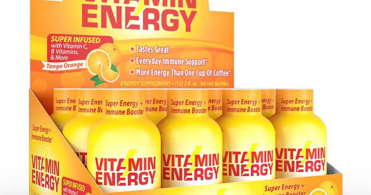 Vitamins For Energy >> Vitaminenergy Drink 0 Carbs 0 Sugar Indiegogo