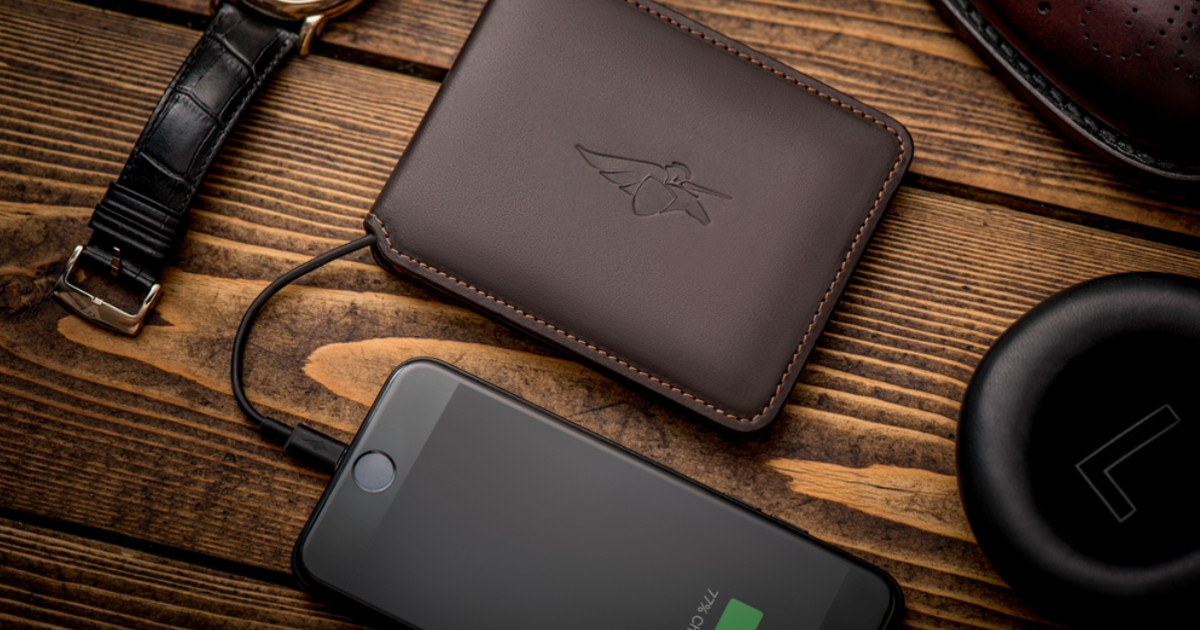 Volterman - World's Most Powerful Smart Wallet | Indiegogo