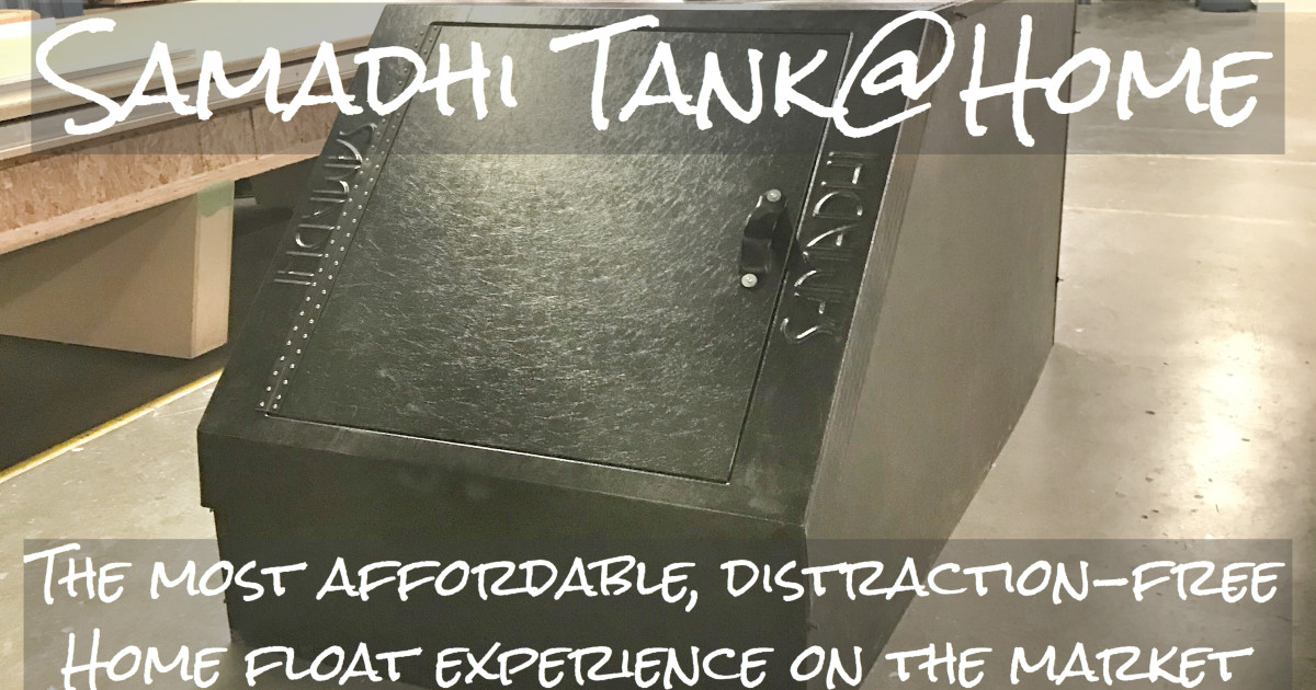 Spending Sunday In Floating Frozen >> Presenting Samadhi S New Tank At Home Indiegogo