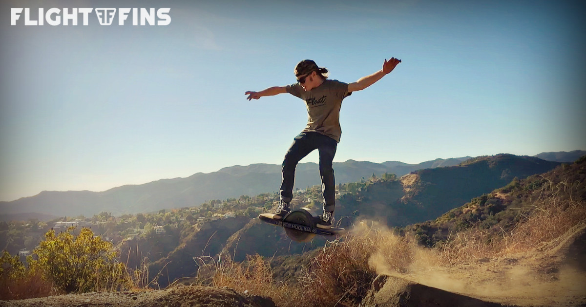 Flight Fins - Are You Ready To Fly? | Indiegogo