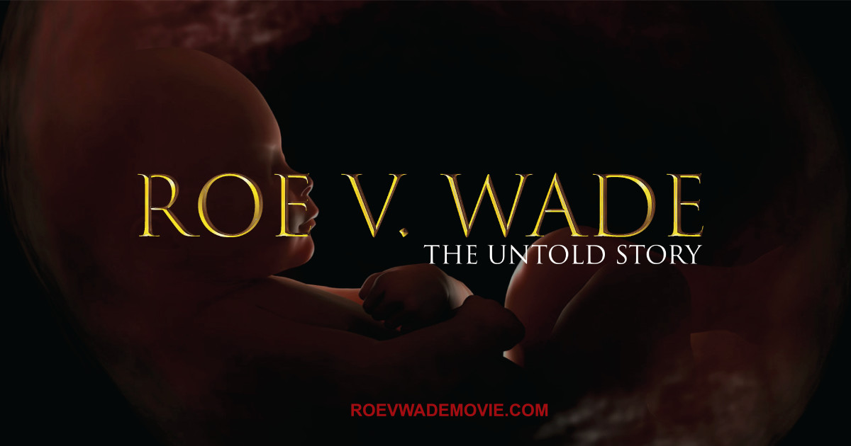 "Actors Starring in New Film ""Roe v. Wade"" Share Why They Are Against Abortion"