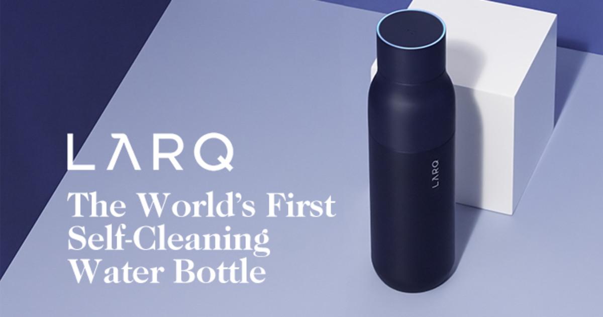 ef3786827b LARQ Bottle - World s First Self-Cleaning Bottle