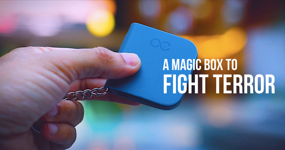 All Together Now Lets Fight Terrorism >> Activeduty A Magic Box To Fightterror Indiegogo