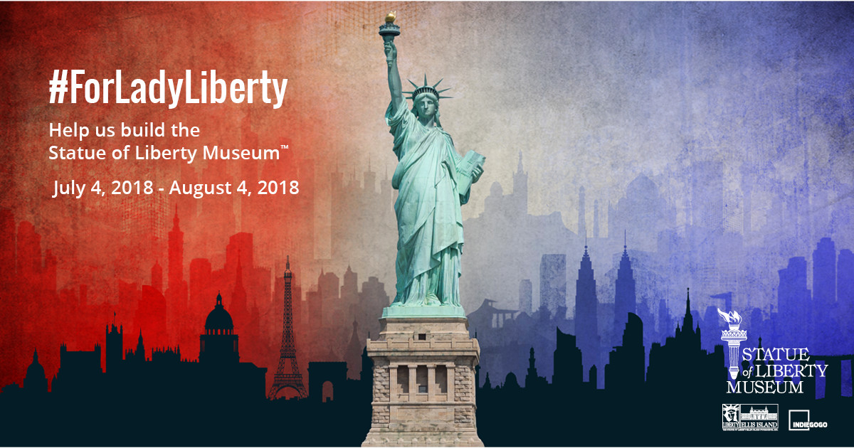 Statue of Liberty Island New York Great Architecture Car Tablet Vinyl Decal