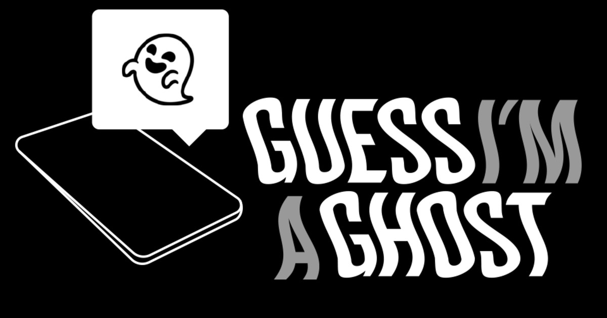 39a39be7fd07b Guess I m a Ghost
