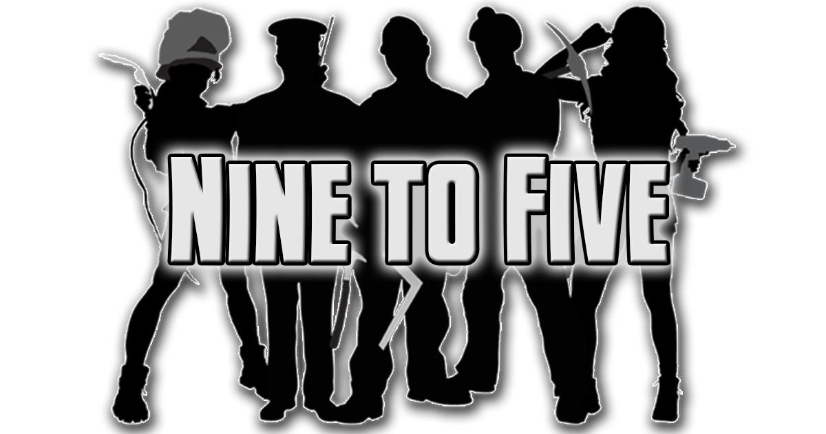Nine To Five RPG | Indiegogo