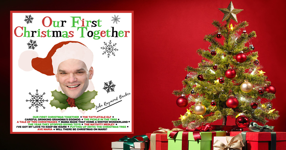 Our First Christmas Together - Debut Holiday Album | Indiegogo