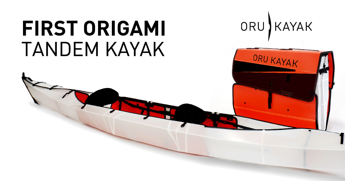 New Oru Kayak