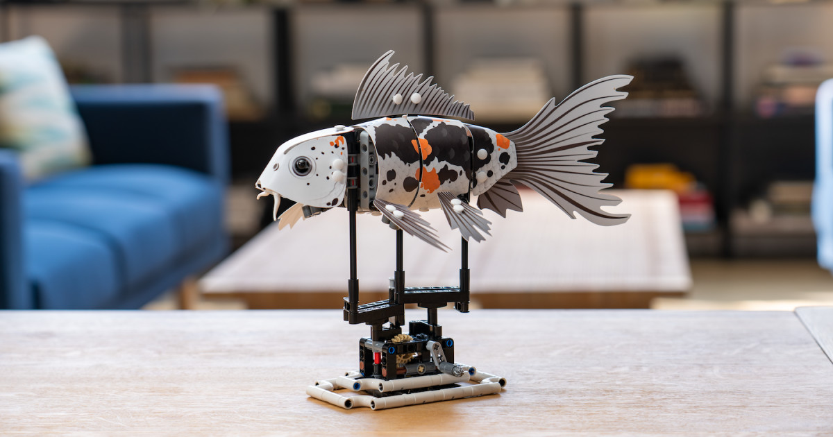 Lego Forma Add A Splash Of Creativity To Your Day Indiegogo