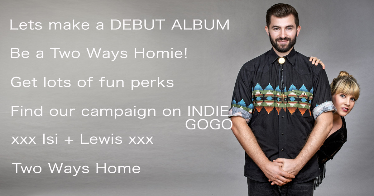 Two Ways Home - Debut Album  8f036b5b1ee