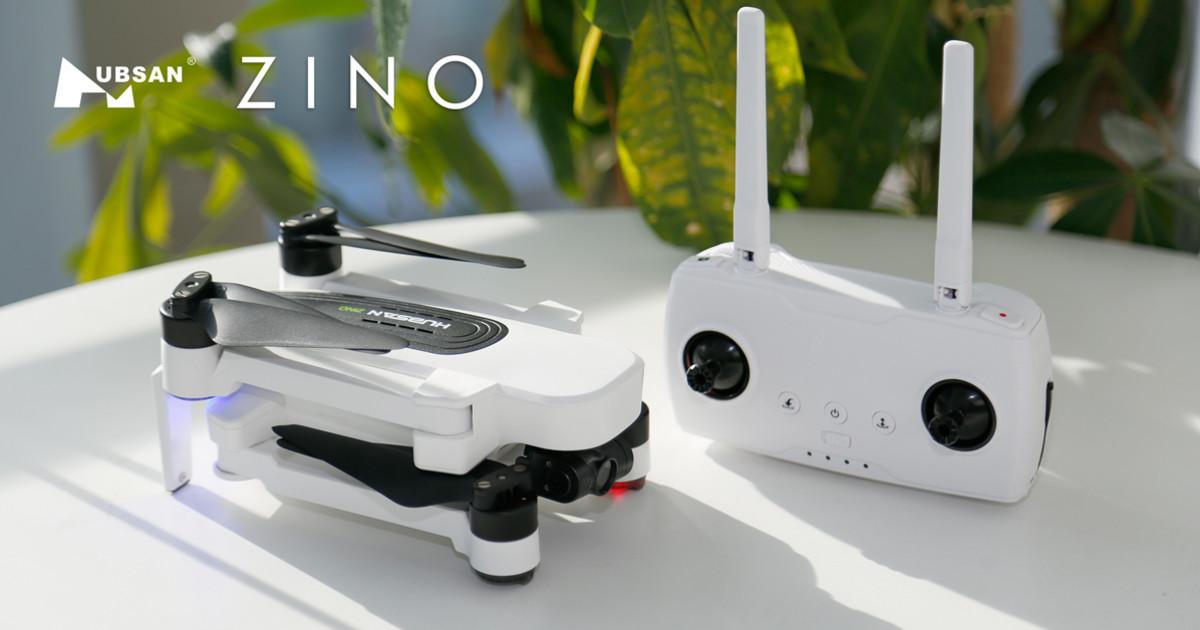 HUBSAN ZINO 4K UHD DRONE   Indiegogo