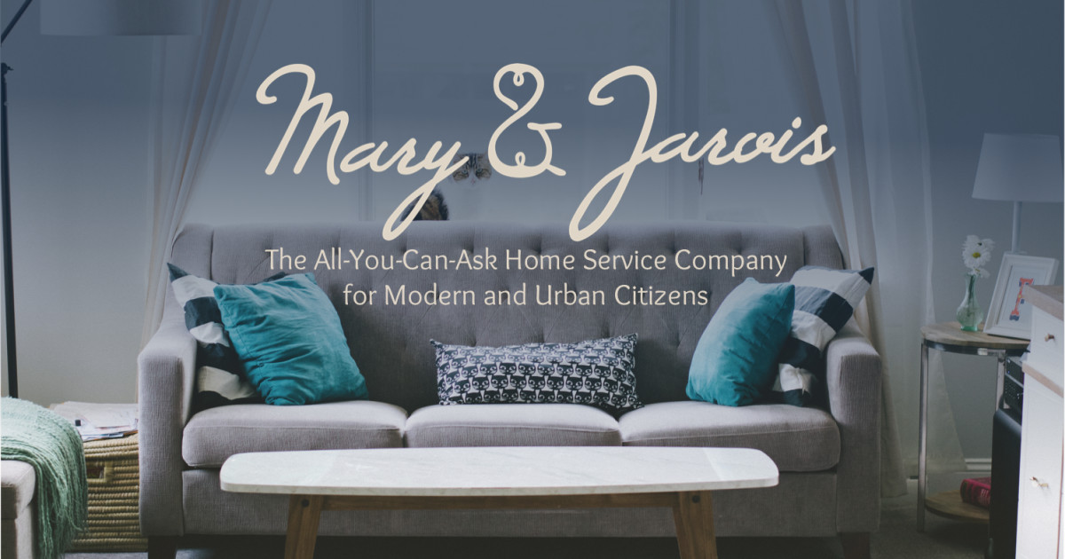 Mary Jarvis The All You Can Ask Home Service Indiegogo