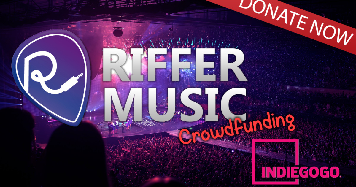 Riffer Music - The Airbnb of Live Music | Indiegogo