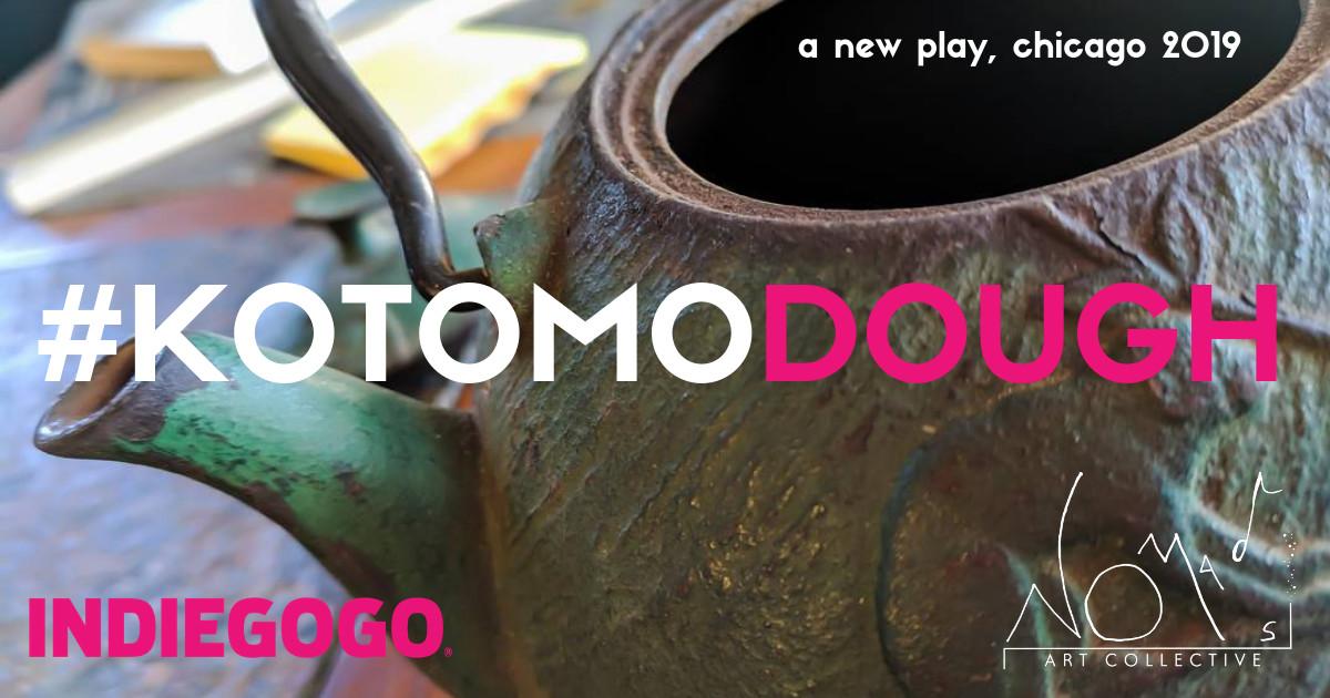 Mr  Kotomoto Is Definitely Not White | Indiegogo