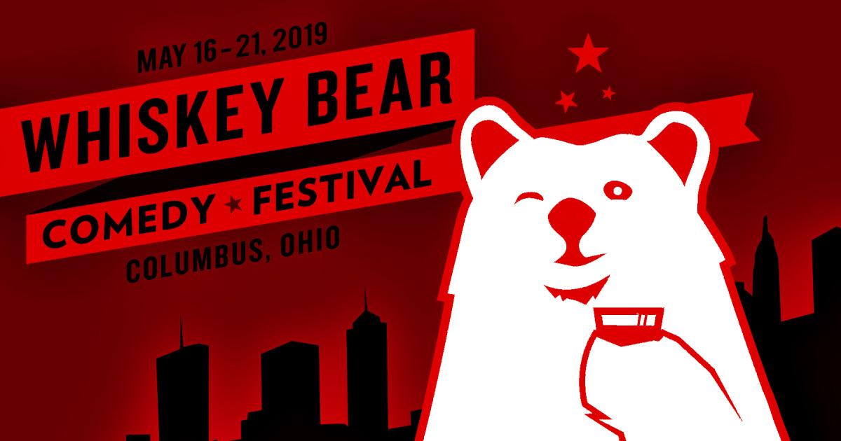 Whiskey Bear Comedy Festival 2019   Indiegogo