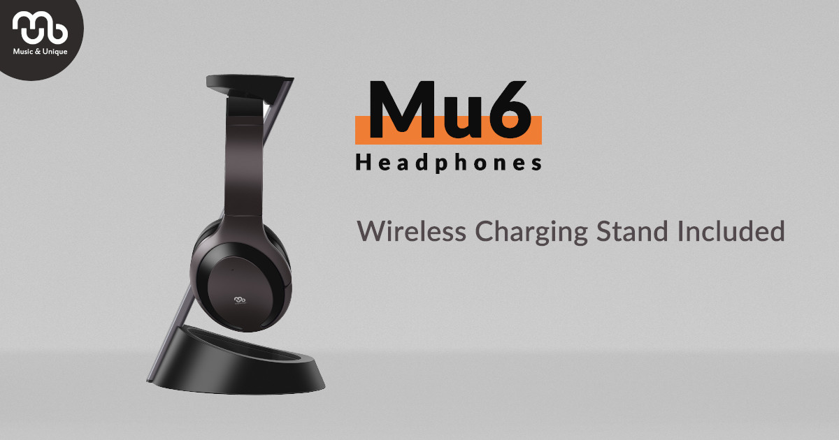 f43e3c5fd19 Mu6: Affordable Smart Noise Canceling Headphones | Indiegogo