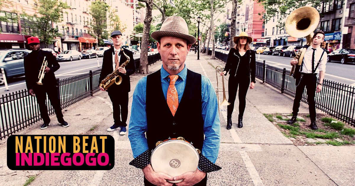 Scott Kettner and Nation Beat - Record a New Album | Indiegogo