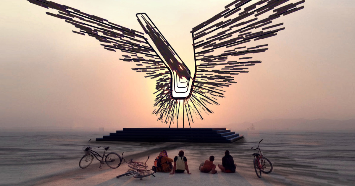 Wing Portal - Debuting at Burning Man 2019 | Indiegogo